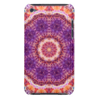 Cosmic Convergence Mandala Barely There iPod Cover