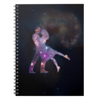 Cosmic Couple Notebook