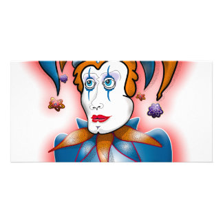 Cosmic Court Jester Card