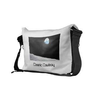 Cosmic Cowboy Messenger Bag