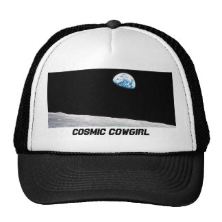 Cosmic Cowgirl Moonshot Hat