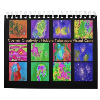 Cosmic Creativity Calendar