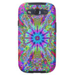 Cosmic Creatrip - Psychedelic trippy design Samsung Galaxy S3 Covers
