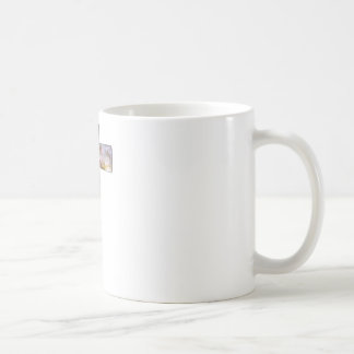 Cosmic Cross Classic White Coffee Mug