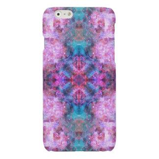 Cosmic Cross Mandala Glossy iPhone 6 Case