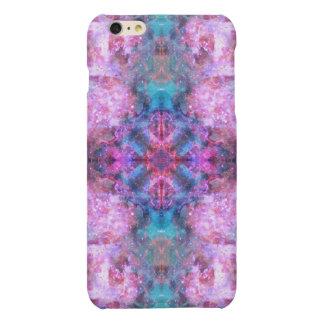 Cosmic Cross Mandala Matte iPhone 6 Plus Case