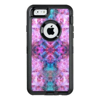 Cosmic Cross Mandala OtterBox Defender iPhone Case