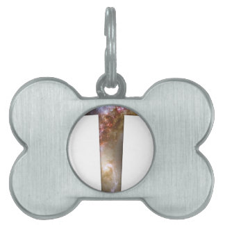 Cosmic Cross Pet Tags