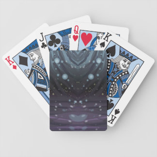 Cosmic Curtains Bicycle Playing Cards