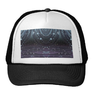 Cosmic Curtains Trucker Hats