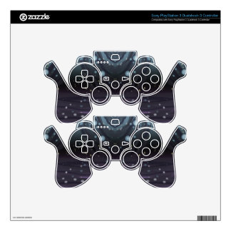 Cosmic Curtains Skin For PS3 Controller