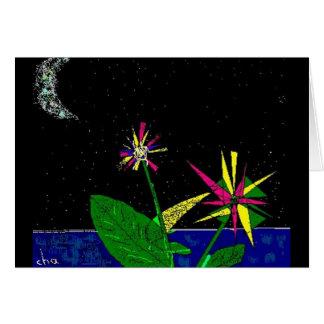 Cosmic Dance Card