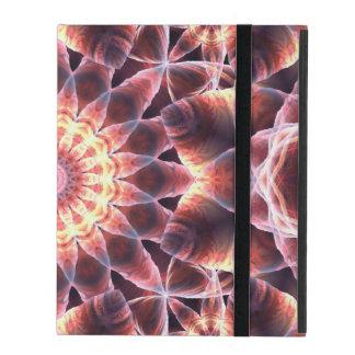 Cosmic Dance Mandala iPad Case