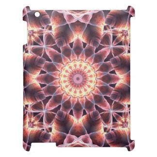 Cosmic Dance Mandala iPad Cover