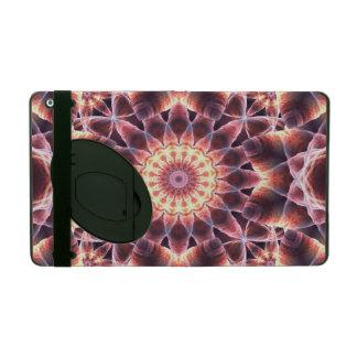 Cosmic Dance Mandala iPad Folio Cases