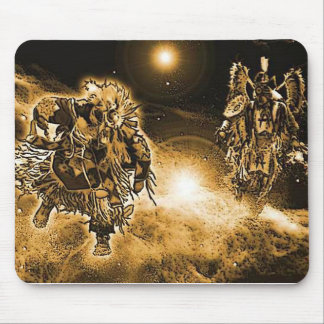 Cosmic Dancers 1 Mouse Pad