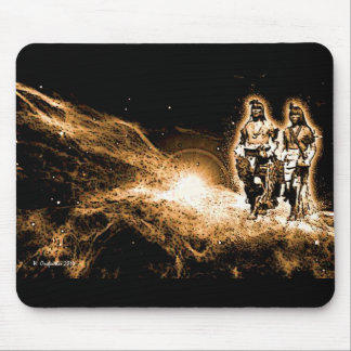 Cosmic Dancers 2 Mouse Pad