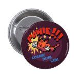 Cosmic Devil Lad! Buttons