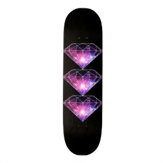 Cosmic diamond skateboard