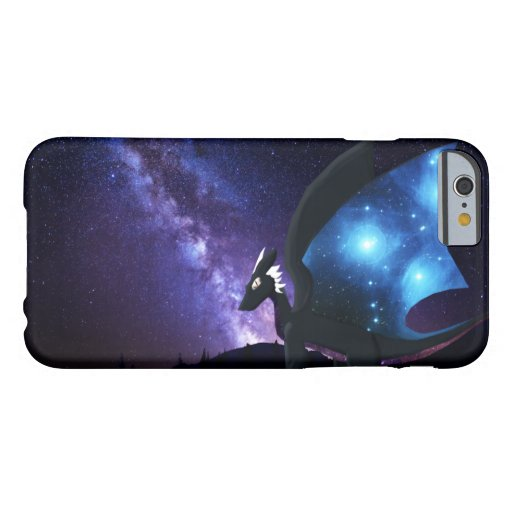 Cosmic Dragon Barely There iPhone 6 Case
