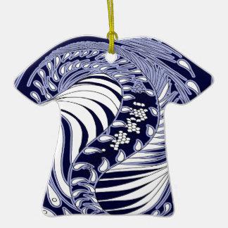Cosmic Dragon - tshirt ornaments