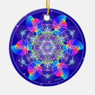 Cosmic Dream Guides Christmas Ornaments