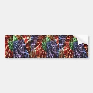 Cosmic Energy - Basket Weave Pattern3 Bumper Sticker