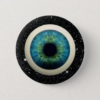 COSMIC EYE (A great novelty item!) ~ Pinback Button