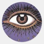Cosmic Eye Stickers