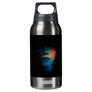 Cosmic Face in the Infinite Universe Insulated Water Bottle