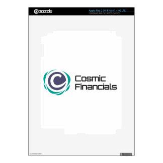 Cosmic Financials Swag Skins For iPad 3