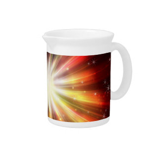 Cosmic Fire Explosion Pitcher