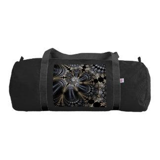 Cosmic Fractals Gym Bag
