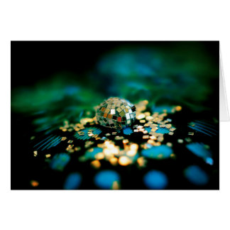 Cosmic Fragments Greeting Cards