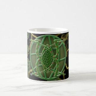 Cosmic Frog Magic Mug