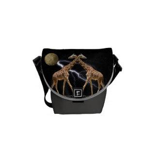 COSMIC GIRAFFES 2 MESSENGER BAG