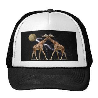COSMIC GIRAFFES 2 TRUCKER HAT