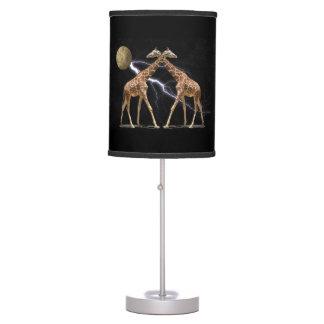 COSMIC GIRAFFES TABLE LAMP