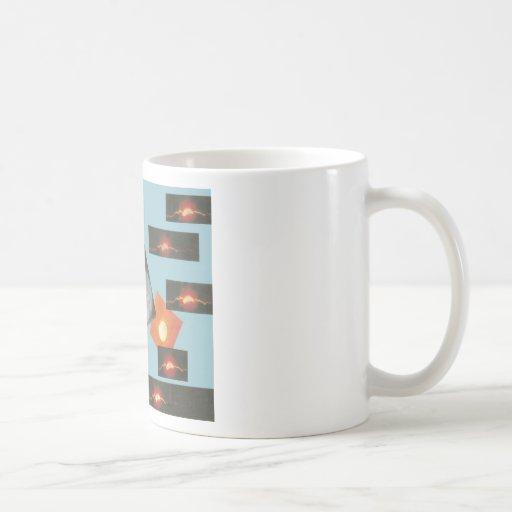 Cosmic Goldfish Coffee Mug
