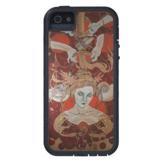 cosmic hair portal thing iPhone SE/5/5s case