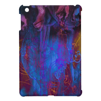 Cosmic hands designer ipad mini case