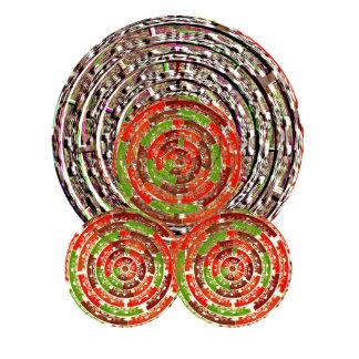 Cosmic Healing Energy Chakras by Naveen Cutout