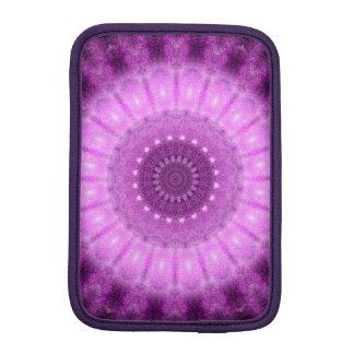 Cosmic Heart Mandala iPad Mini Sleeve