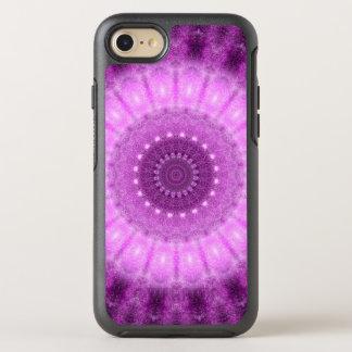 Cosmic Heart Mandala OtterBox Symmetry iPhone 7 Case