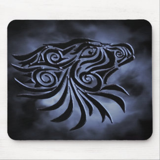 Cosmic Horse Mouse Pad