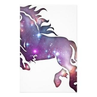 Cosmic Horse Stationery