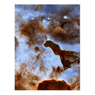 Cosmic Ice Postcard