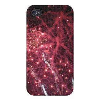 Cosmic Jellyfish iPhone 4 Cases