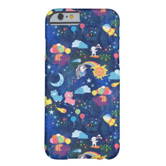Cosmic Kawaii Barely There iPhone 6 Case