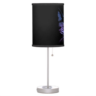 Cosmic Kitten Lamp